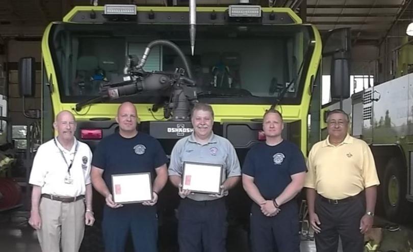 Centerra fire service